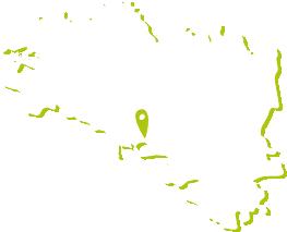 Carte de la Bretagne - Vannes - Cercle Celtique de Vannes