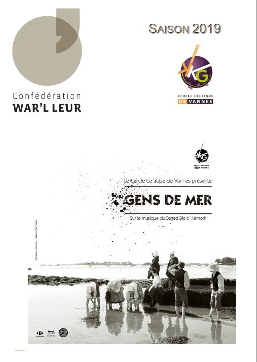 2019 - DP Gens de Mer - Cercle Celtique Vannes