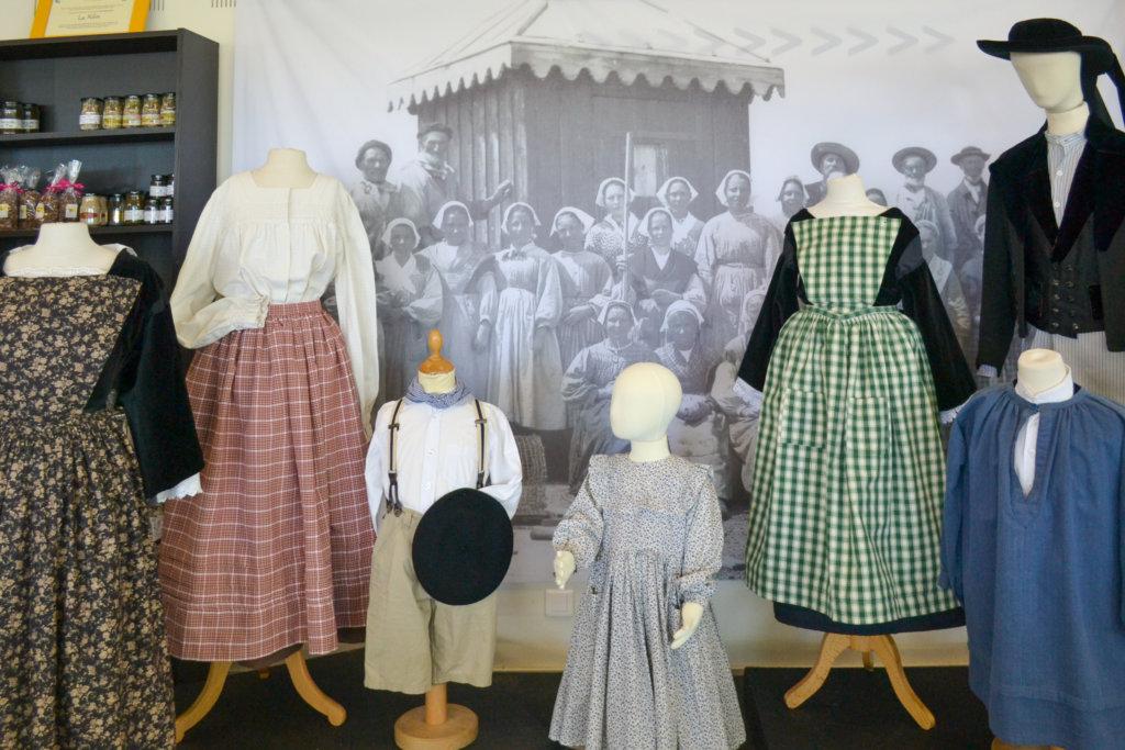 mannequins costumes enfants